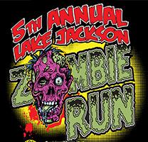 Lake Jackson Zombiefest 5K